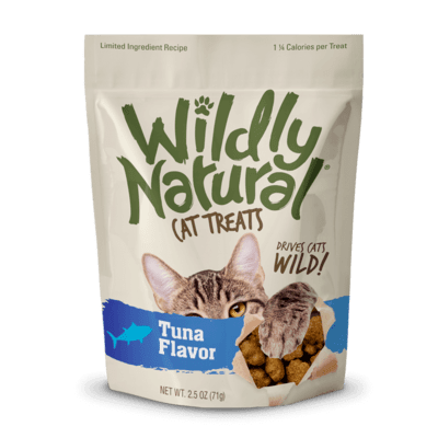 Fruitables Wildly Natural Cat Treats - Tuna Flavor (71g)