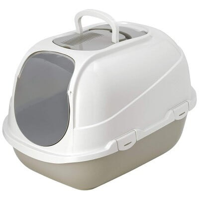 MODERNA MEGACOMFY CAT TOILET- XL GREY (C270)